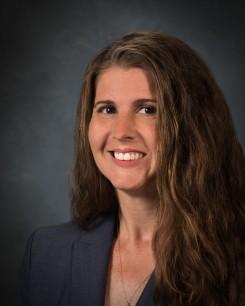 Dr. Candice McDonald Headshot