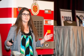 Ontario Fire Chief's Conference - Dr. Candice McDonald